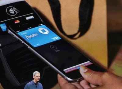 News video: TechCrunch Tries Out Apple Pay In The Real World