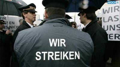 News video: Lufthansa Pilots Threaten Eighth Strike, Train Drivers Stoppage Strands Millions