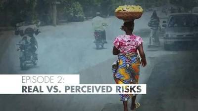 News video: Real Vs. Perceived Risks & Dealing with Corruption in Africa