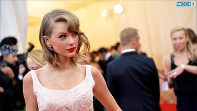 News video: Taylor Swift's 'Welcome To New York' Sounds A Lot Like A Robyn Song