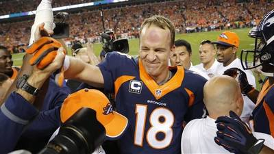 News video: Peyton Manning Breaks Record for Career Touchdown Passes